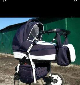 Детская коляскя2в1AdamexEnduro
