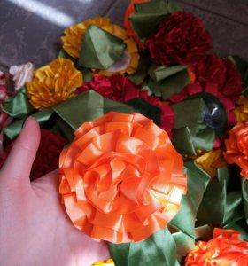 Цветы на присосках