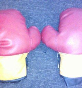 Боксёрские перчатки для детей