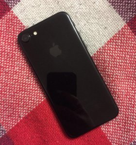 iPhone 7 128gb jet black продажа/обмен