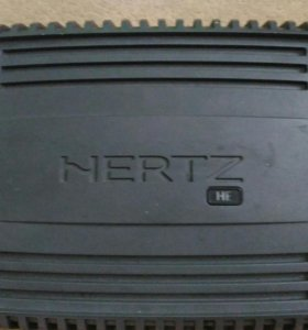 Продам усилитель Hertz HE 4