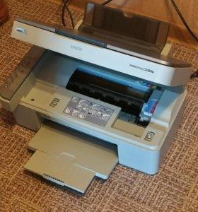 Принтер Epson cx3500