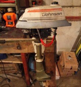 Лодочный мотор Johnson seahorse 4
