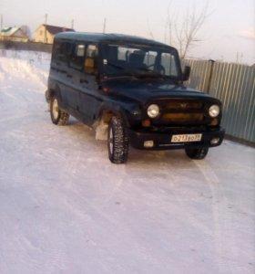 УАЗ 3151, 2000