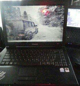 Ноутбук Samsung NP-25E plus