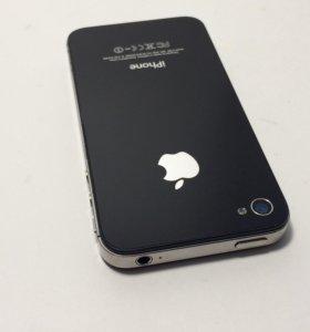 iPhone 4s 8gb черный
