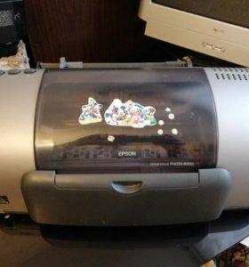 Принтер Epson photo 830U