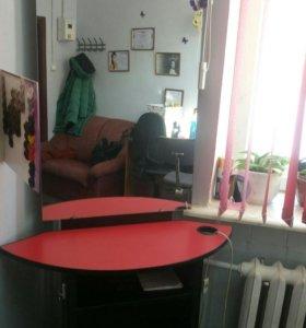 Зеркало,рабочее место, для парикмахеров 😊