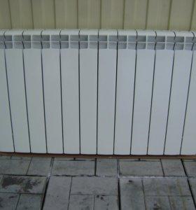 Радиатор отопления Б/У