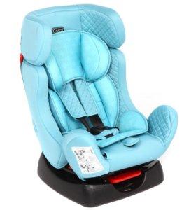 Автокресло Corol 0-25 кг голубое для сна