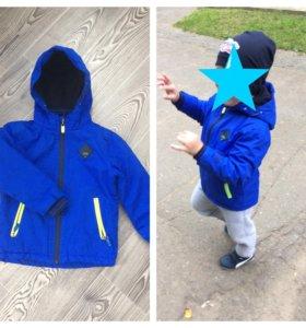 Куртки на мальчика( весна, осень)
