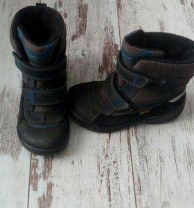 Ботинки зима - осень