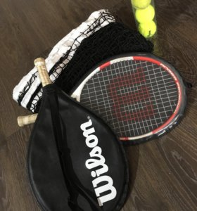 Теннисные ракетки Wilson 🏸