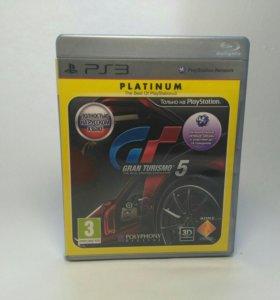 Игра для PS3 Grand turismo 5