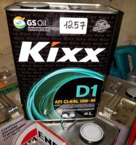 Kixx D1 10w40