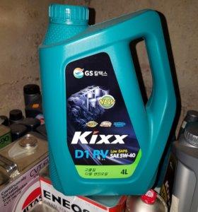 Kixx SUV 5W40