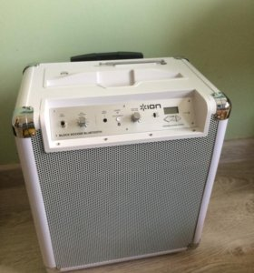 Активная акустика ION Audio Block Rocker white