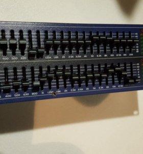 Sound standart pro2231a новый эквалайзер