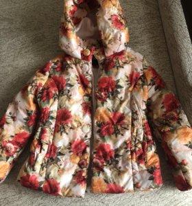 Курточка на весну