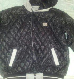 Куртка муж двухсторонняя
