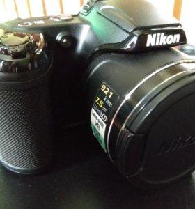 Фотоаппарат Nikon l810 на запчасти