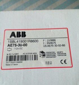 Контактор ABB