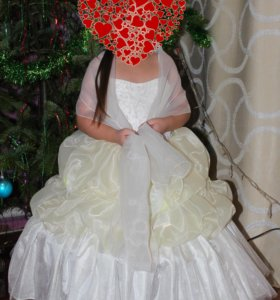 Очень красивое платье для настоящей принцессы!!!