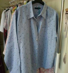 Мужская рубашка (56)