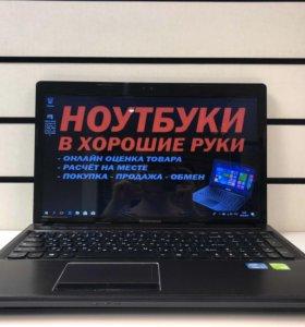 Игровой ноутбук Lenovo G580 mod.20150
