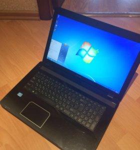 """Игровой ноутбук DNS core i5 17"""""""