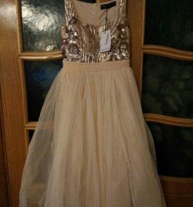 Платье вечернее (бальное)