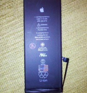 Аккумулятор айфон 6+