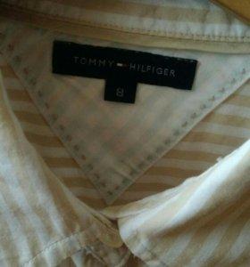 Рубашка женская . Фирма Tommy Hilfiger.
