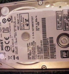 Жесткий диск для ноутбука HP