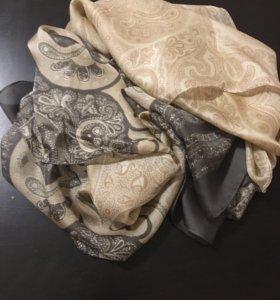 Новые шёлковые шарфики и платки