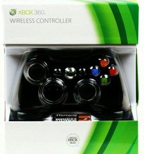 Геймпад на Xbox 360 беспроводной