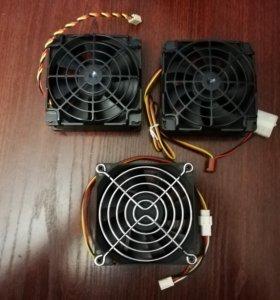 Вентилятор кулер Cooler 92x92x25 12V 3pin