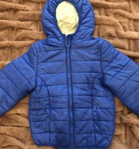 Куртка на чуть прохладную погоду б/у