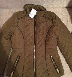 Новая курточка .