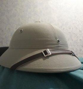 Пробковый шлем для сафари