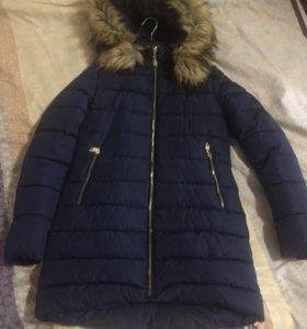 Зимняя куртка р.42
