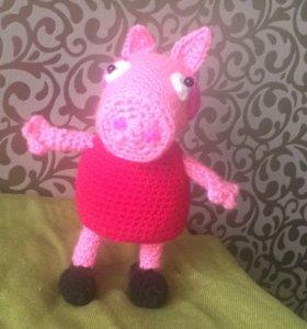 Игрушка. Свинка Пеппа