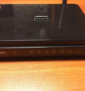 Роутер DIR-320/NRU