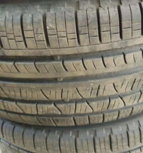 Продаю летние шины pirelli 245/60/R18