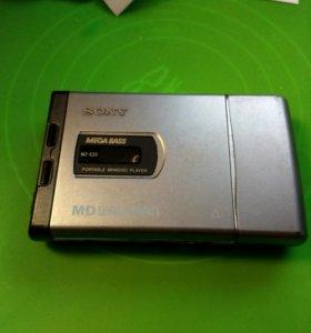MD проигрыватель Walkman Sony MZ-E20