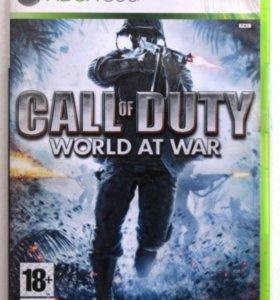 Call of Duty World at War (Xbox 360)