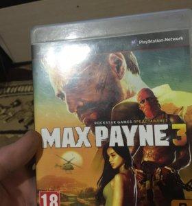 Max Payne 3 на Sony PlayStation 3