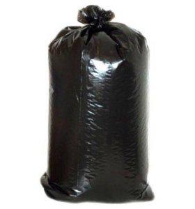 Мешки полиэтиленовые для мусора 160 литров