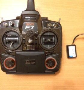 Пульт walkera x350 pro