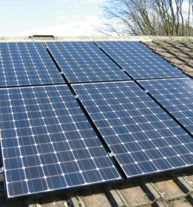 Солнечная электростанция 800Вт